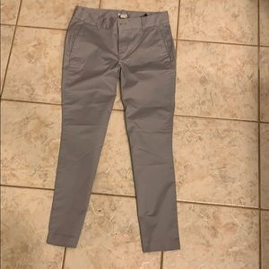 Tags on -J. Crew size 2 petite - Chico pant